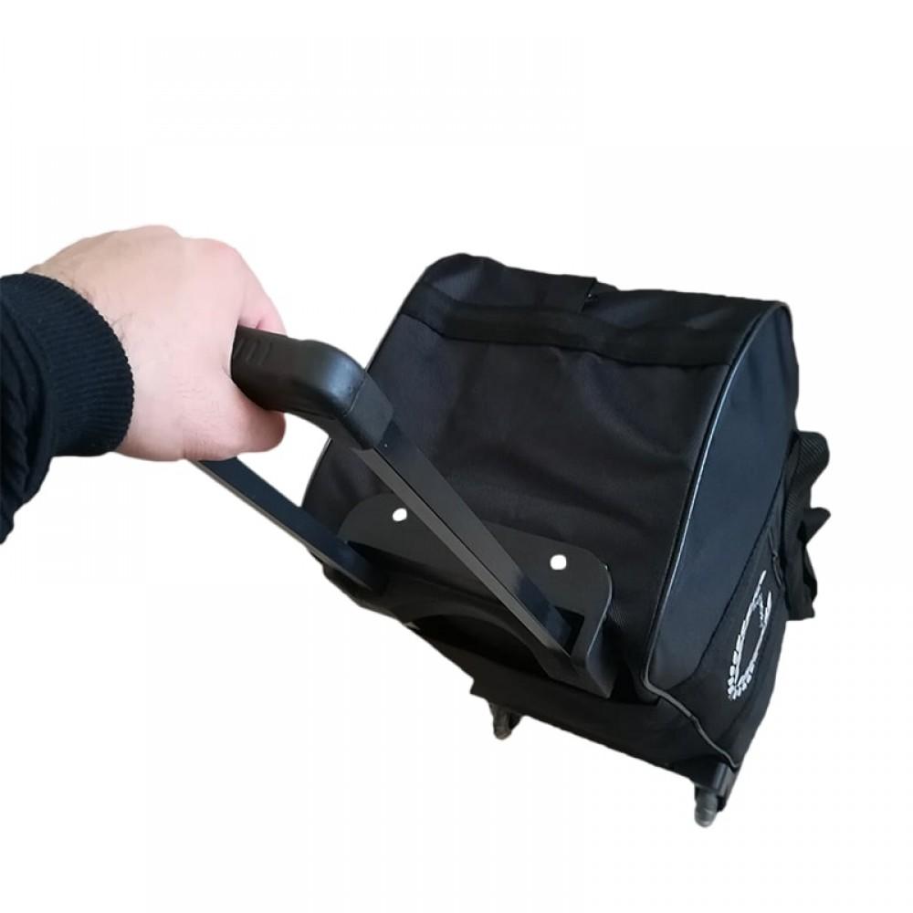 Geniş Hacimli Tekerlekli Çanta