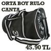 Orta Hacim Rulo Çanta  + 34,90TL