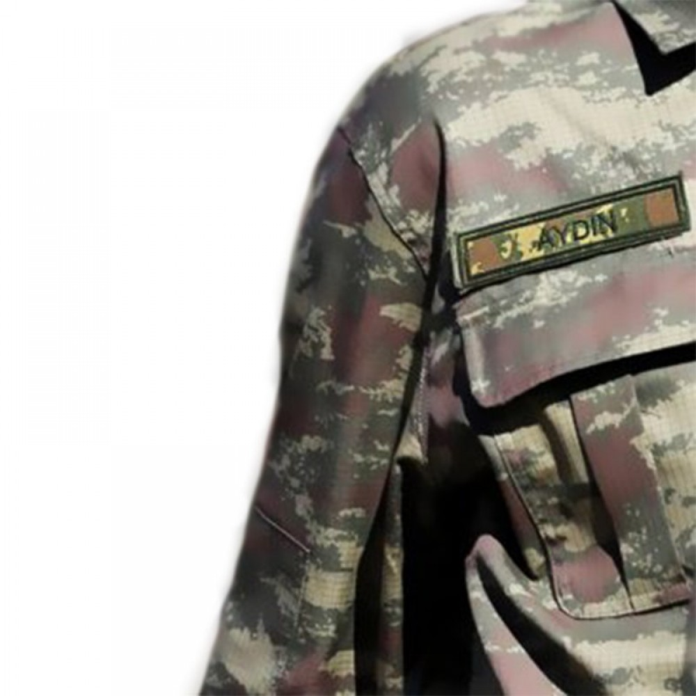 Askeri İsimlik (Cırtlı)